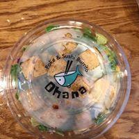 Ohana Poke & Sushi Burrito image 3