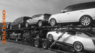 HYPERDEL Auto Transport San Diego - quality service, on time transportation, guaranteed rates. Land Rover, Mercedes-Benz, BMW, Audi, Porsche, Volkswagen, Lexus, Infiniti, Acura, Mini, Cadillac are the brands we regularly transport. Toyota, Honda, Kia, Nissan, GMC, Chevrolet, Ford, Buick, Jeep, Chrysler, Dodge, Hyundai are the brands we make our clients happy.