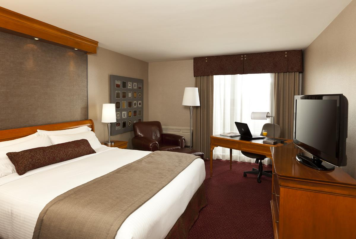 Best Western Premier Hotel Aristocrate à Quebec: King Bed Signature Guest Room