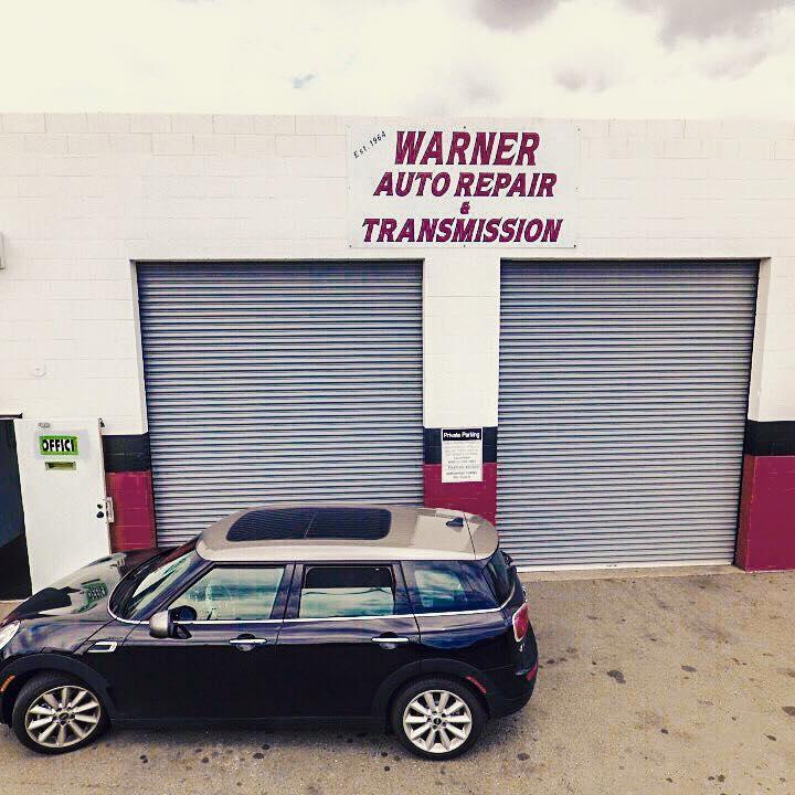Warner Transmission & Complete Car Care image 1