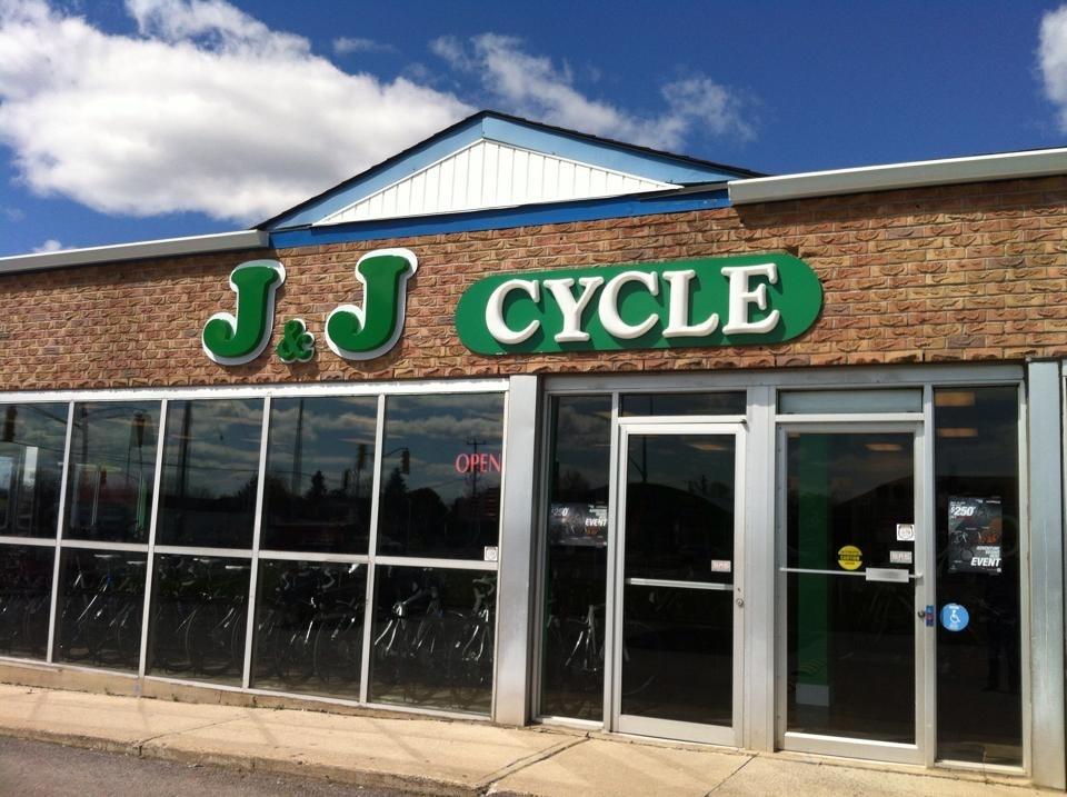 J & J Cycle in Kingston