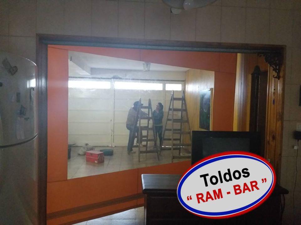 TOLDOS RAM-BAR