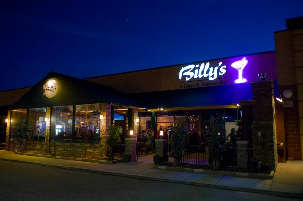 Billy's - A Cappelli Martini Bar image 10