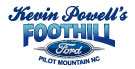 Foothill Ford - Pilot Mountain, NC 27041 - (336) 368-2239 | ShowMeLocal.com