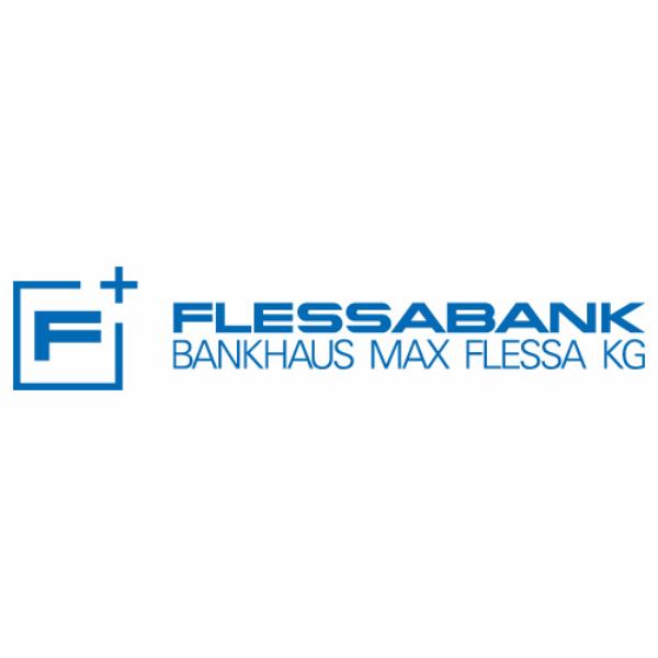 Logo von FLESSABANK - Bankhaus Max Flessa KG