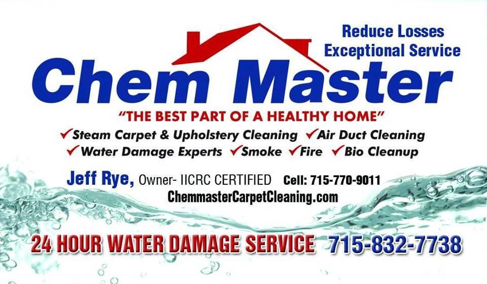 Chem Master Carpet Cleaning And Restoration image 6