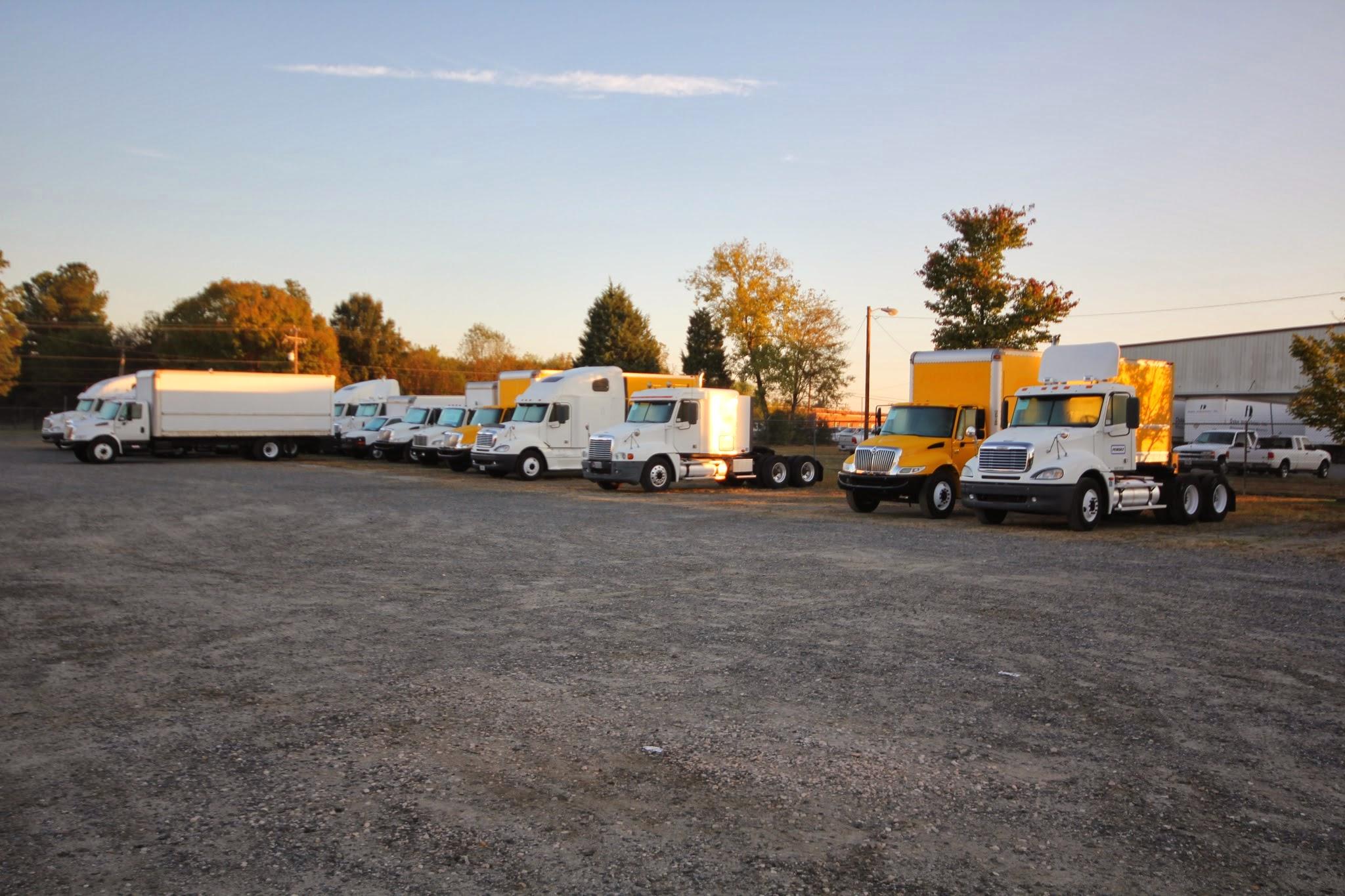 Penske Used Truck Center