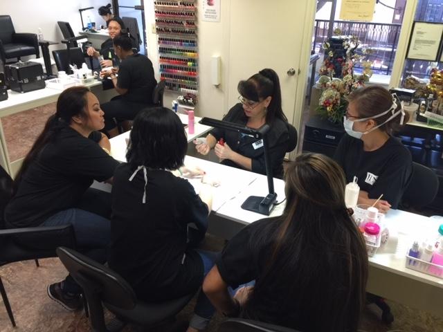 Honolulu Nails & Esthetics Academy (ネイル&エステ) image 14