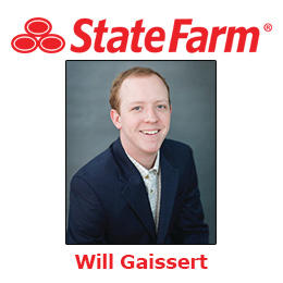 Will Gaissert - State Farm Insurance Agent