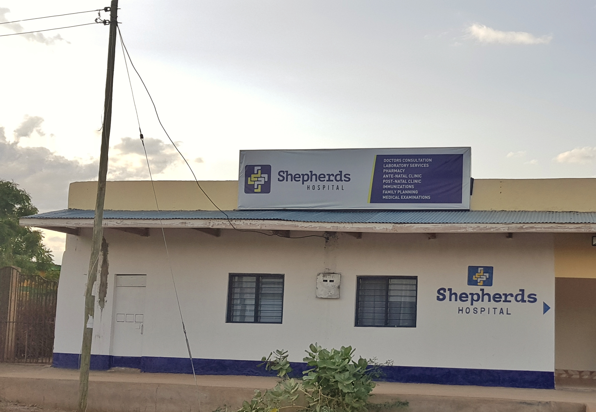 Shepherds Hospital (Kakuma Medical Center)