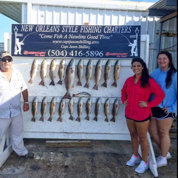New Orleans Style Fishing Charters LLC image 44