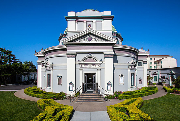 San Francisco Columbarium & Funeral Home image 0