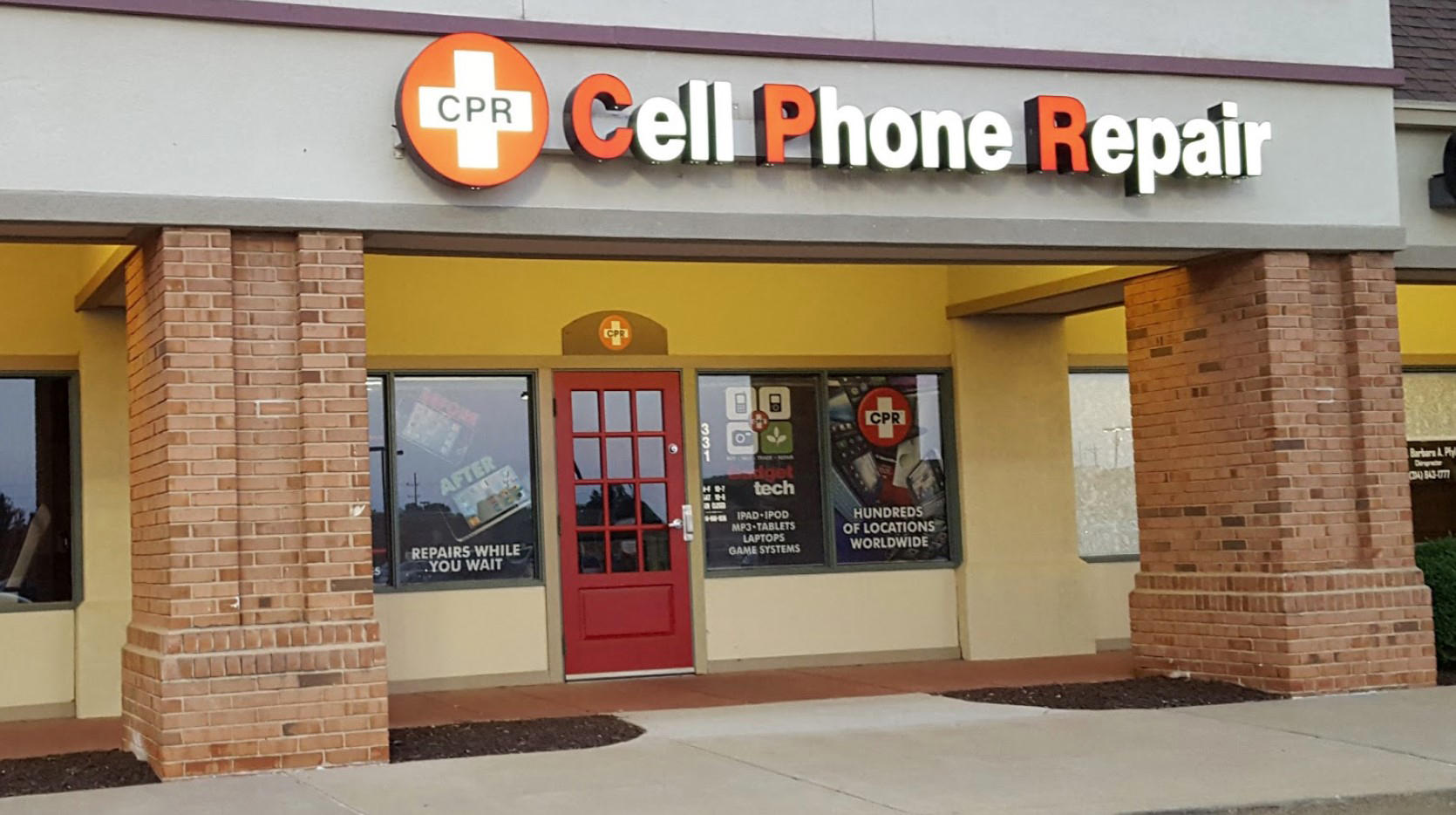 CPR Cell Phone Repair St. Louis - Crestwood