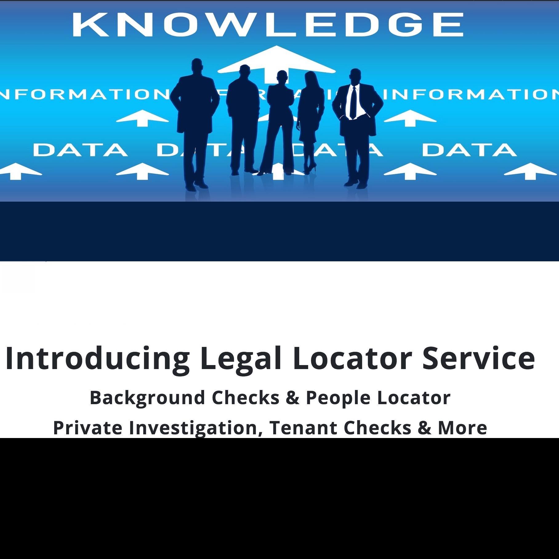 Legal Locator Service