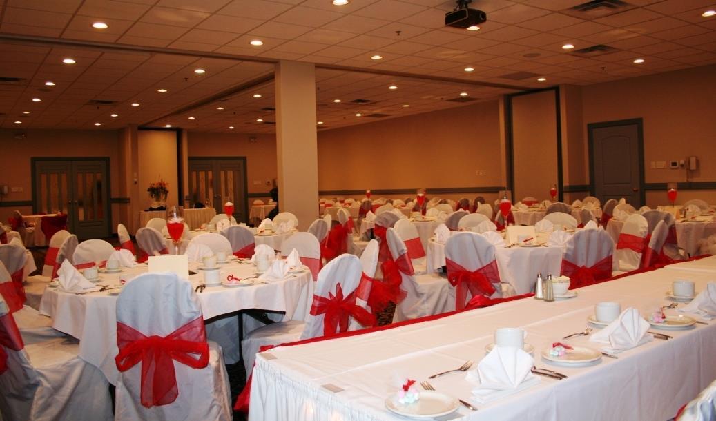 Best Western Seven Oaks Inn in Regina: Banquet Room