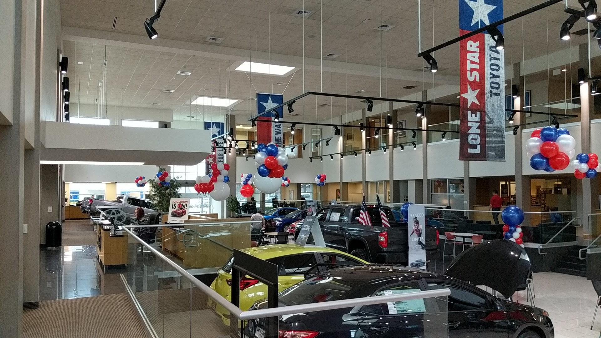 Lone Star Toyota of Lewisville image 2