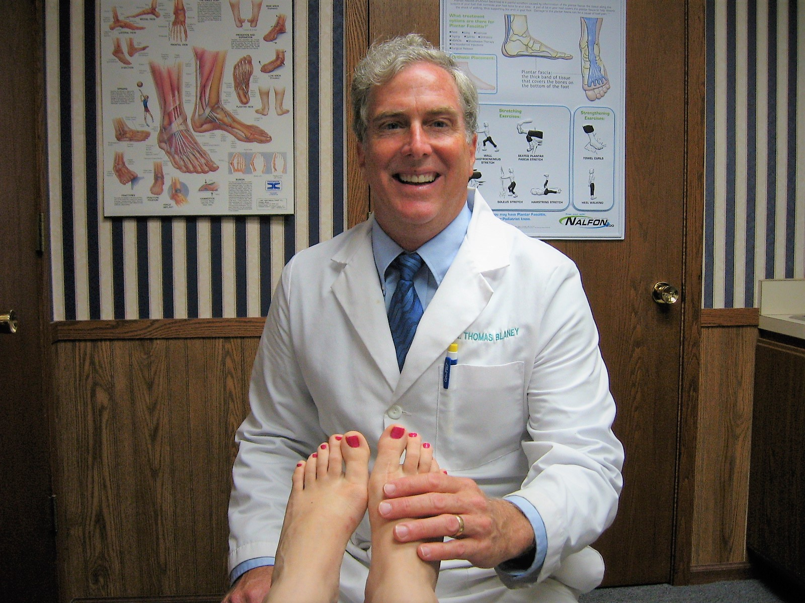 Thomas E Blaney Dpm Ankle & Foot Care image 0
