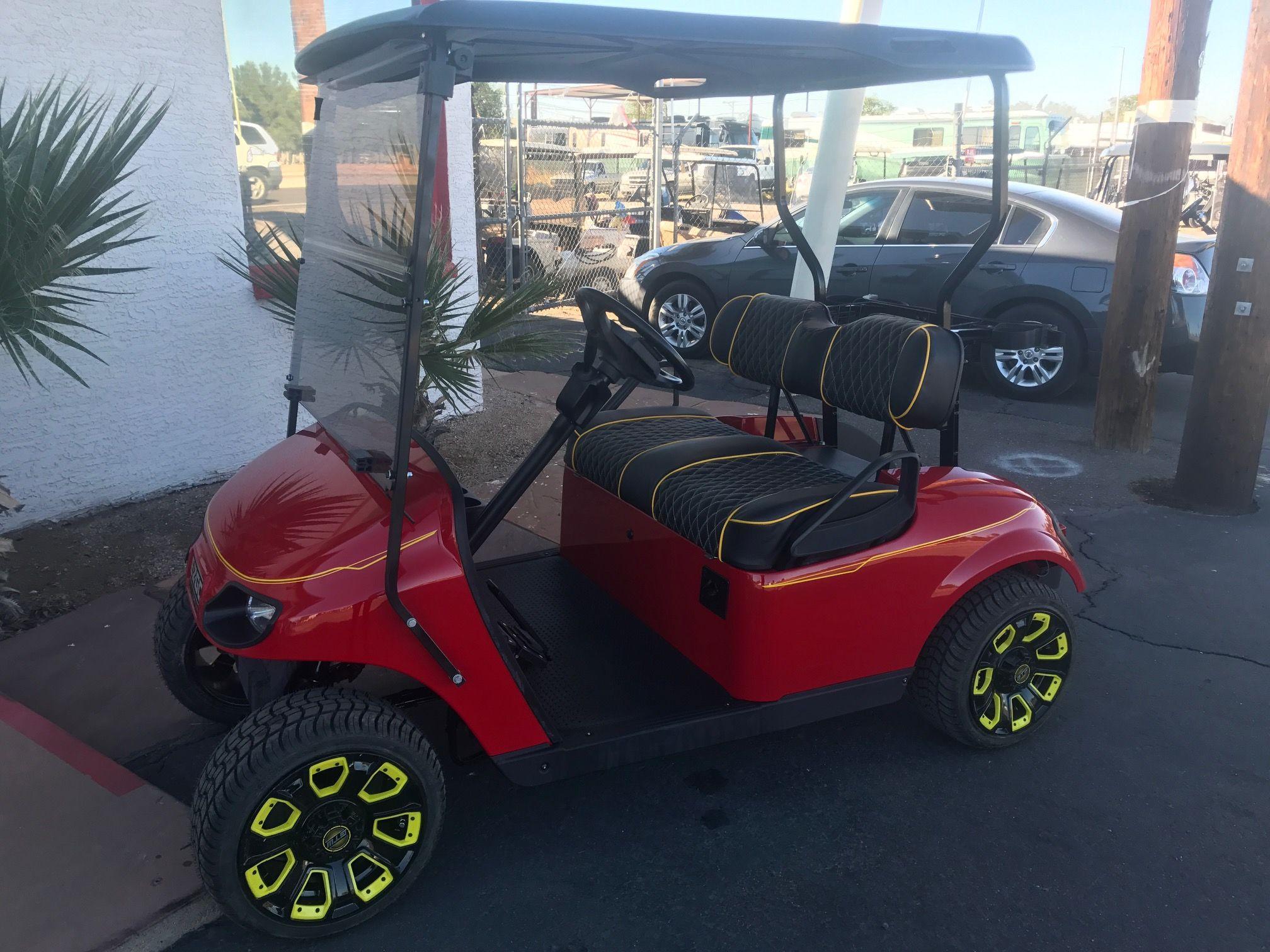 Custom Golf Cars image 2
