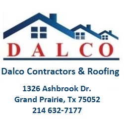 Dalco Contractors & Roofing / BBB A+ / Hail Damage Repair