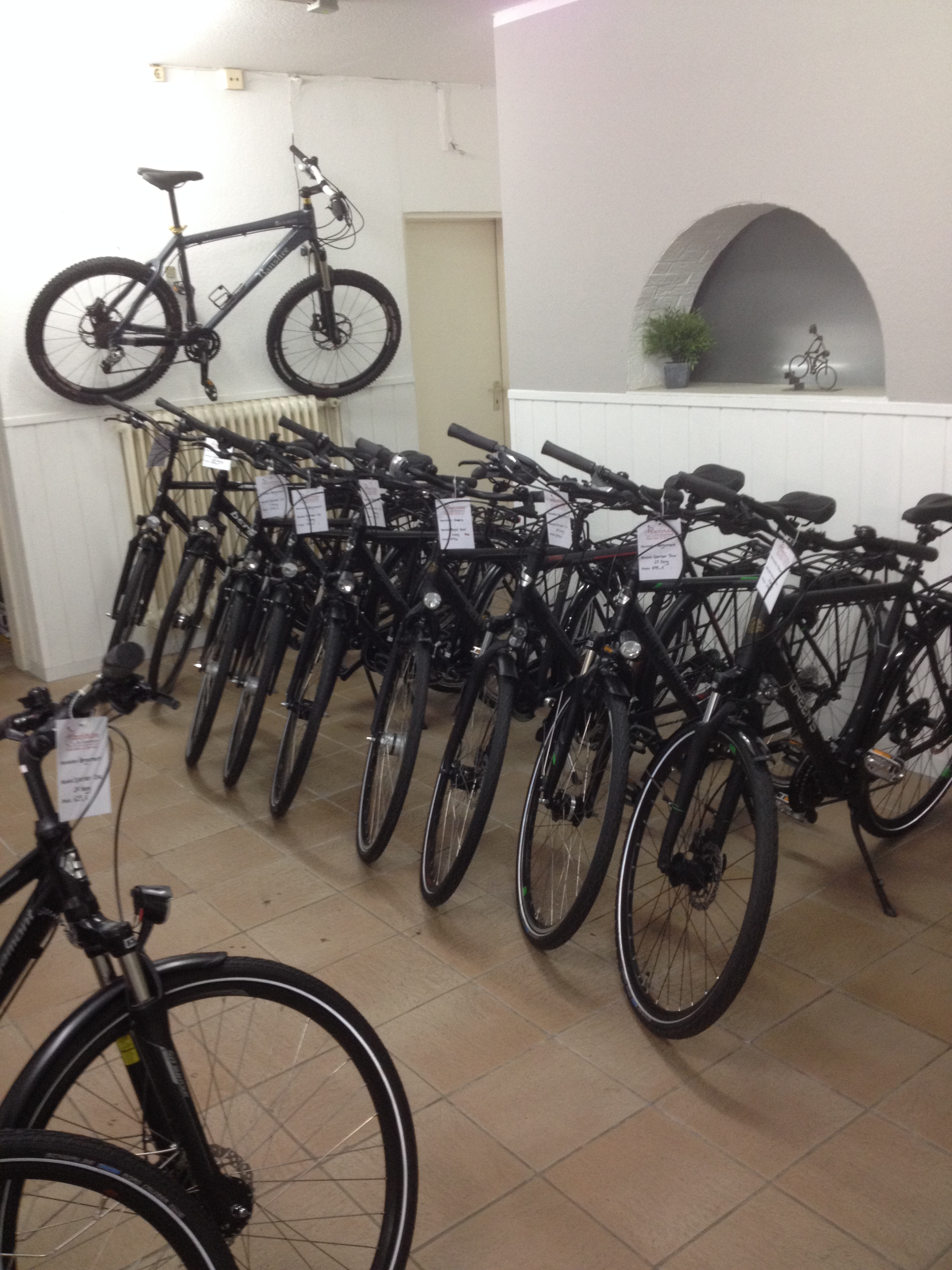Radstube im Gauerbach   Fahrräder & Service