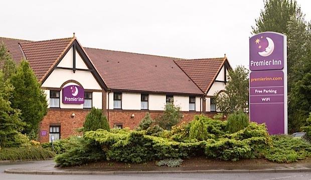 Glenrothes Hotels Premier Inn