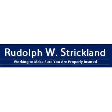 Rudolph W Strickland