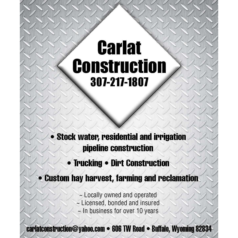 Carlat Construction Inc image 1