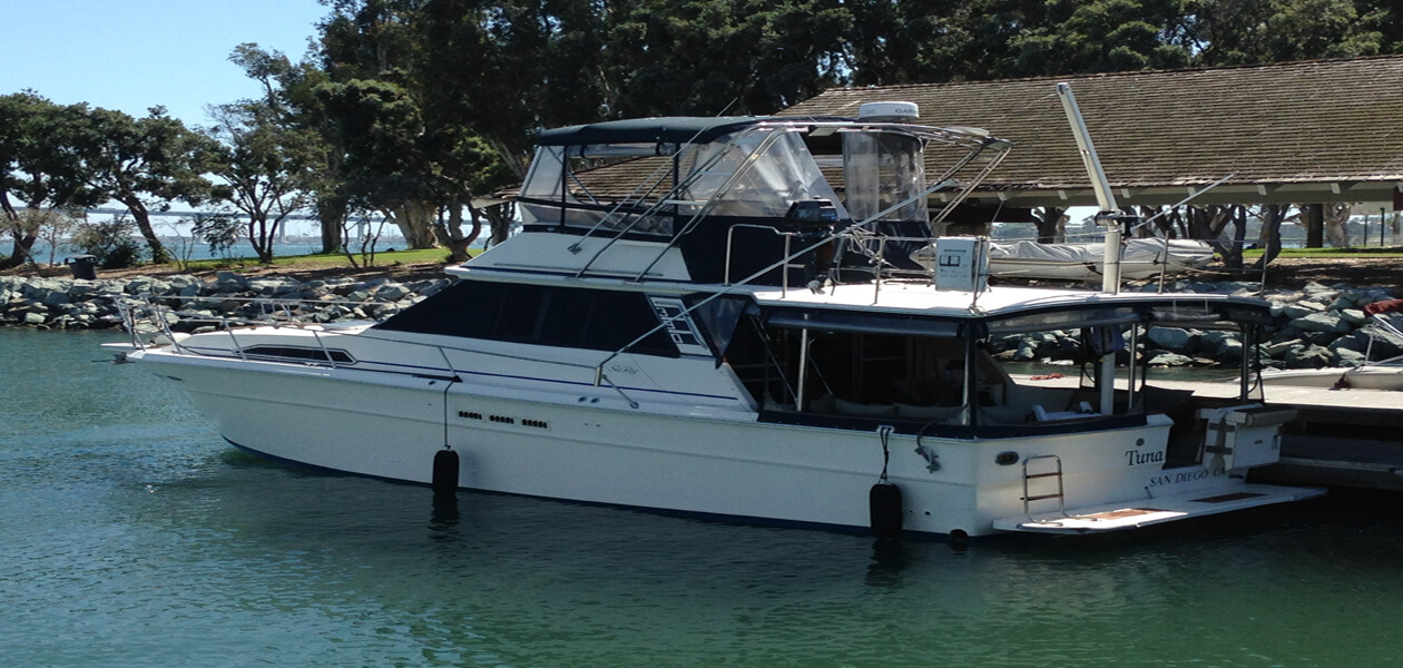 Dlm marine private yacht charter 4869 santa monica ave for San diego private fishing charters