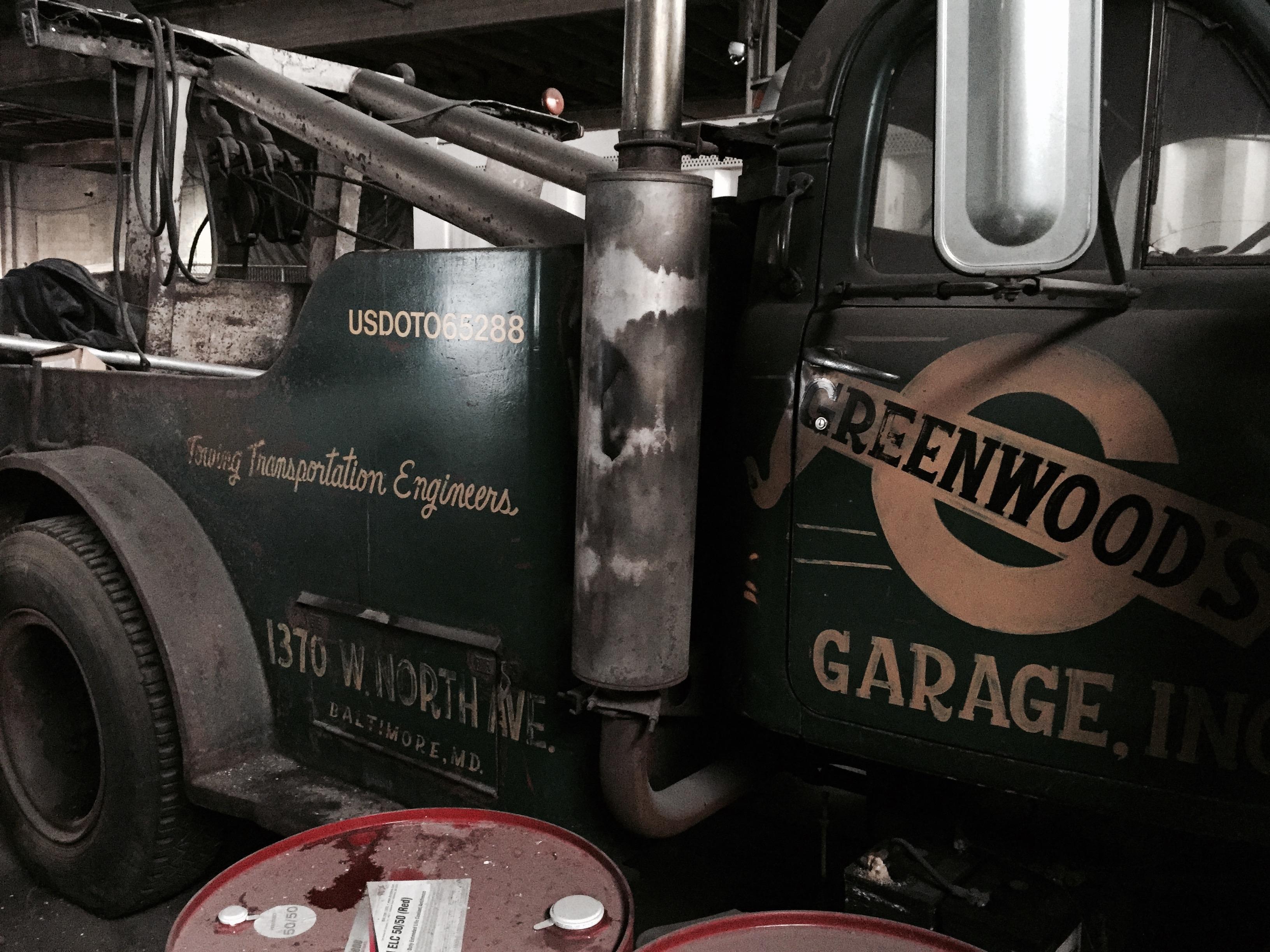Greenwood Towing, Inc. image 0