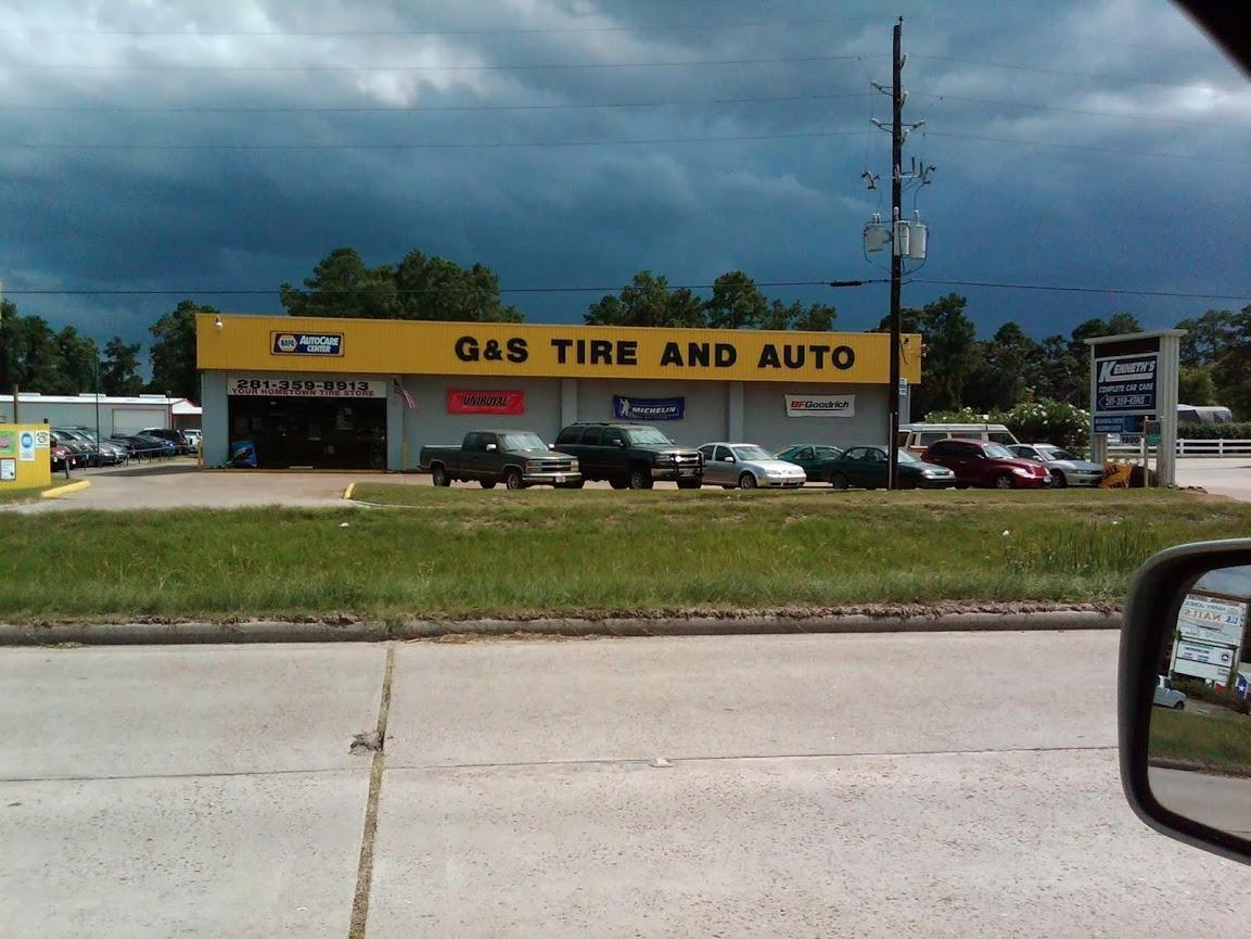 G & S Tire and Auto Tire Pros Kingwood TX Business