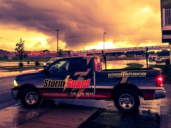 Storm Guard Eau Claire Siding Contractors 187 Topix