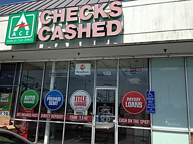 Cash money loans kingston picture 5