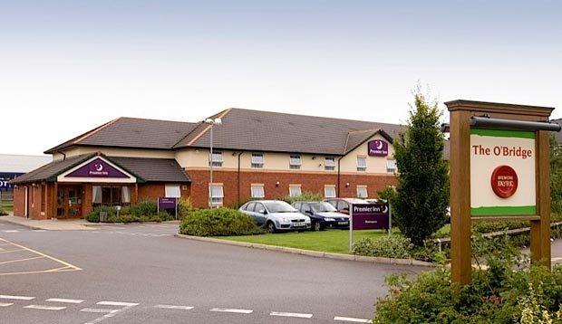 Premier Inn Taunton Central North