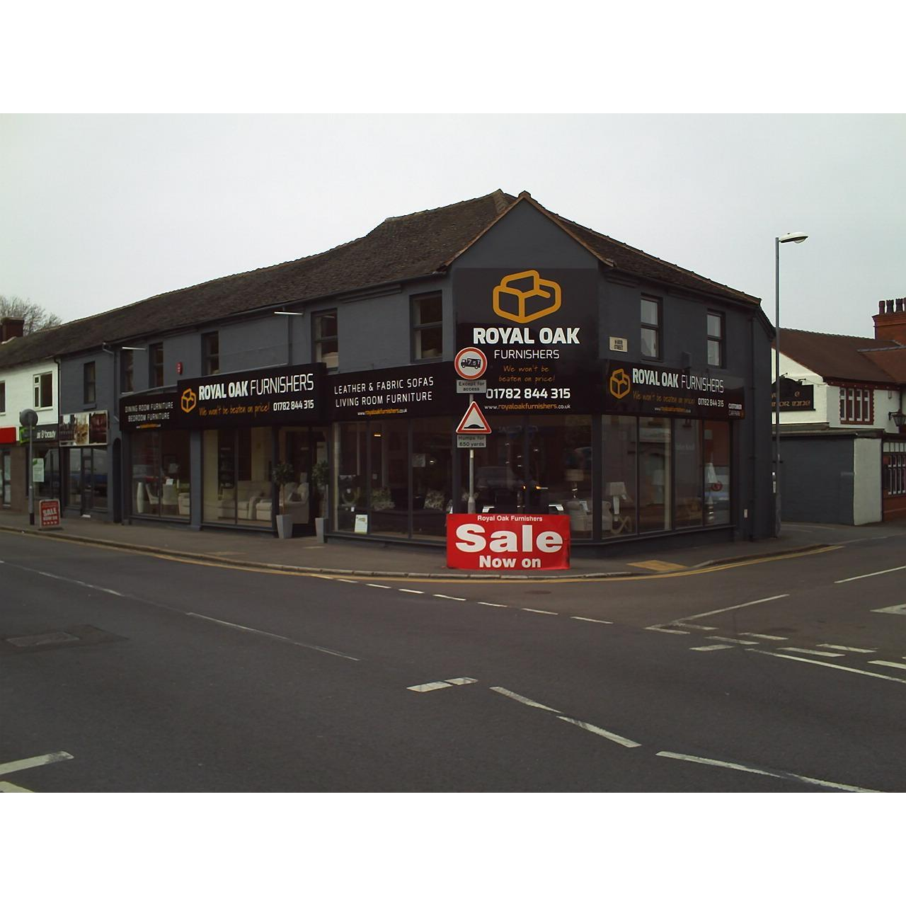 Royal Oak Furnishers Ltd Furniture For Home And Office In Stoke On Trent St4 2px