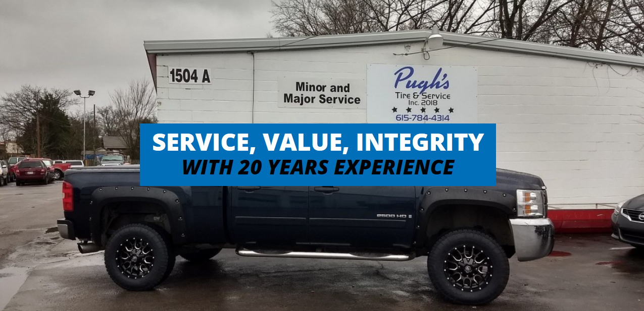 Pugh's Five Star Tire & Service image 0