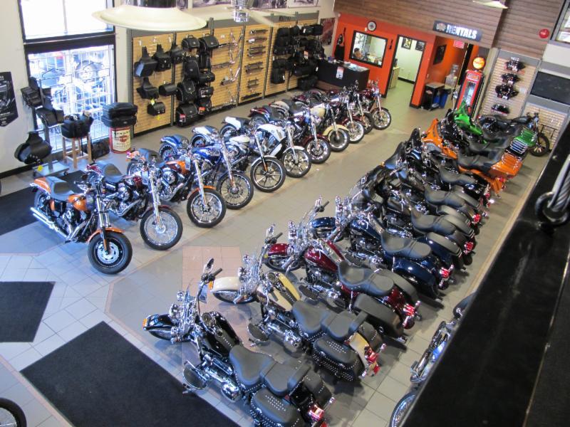Barnes Harley-Davidson Kamloops in Kamloops