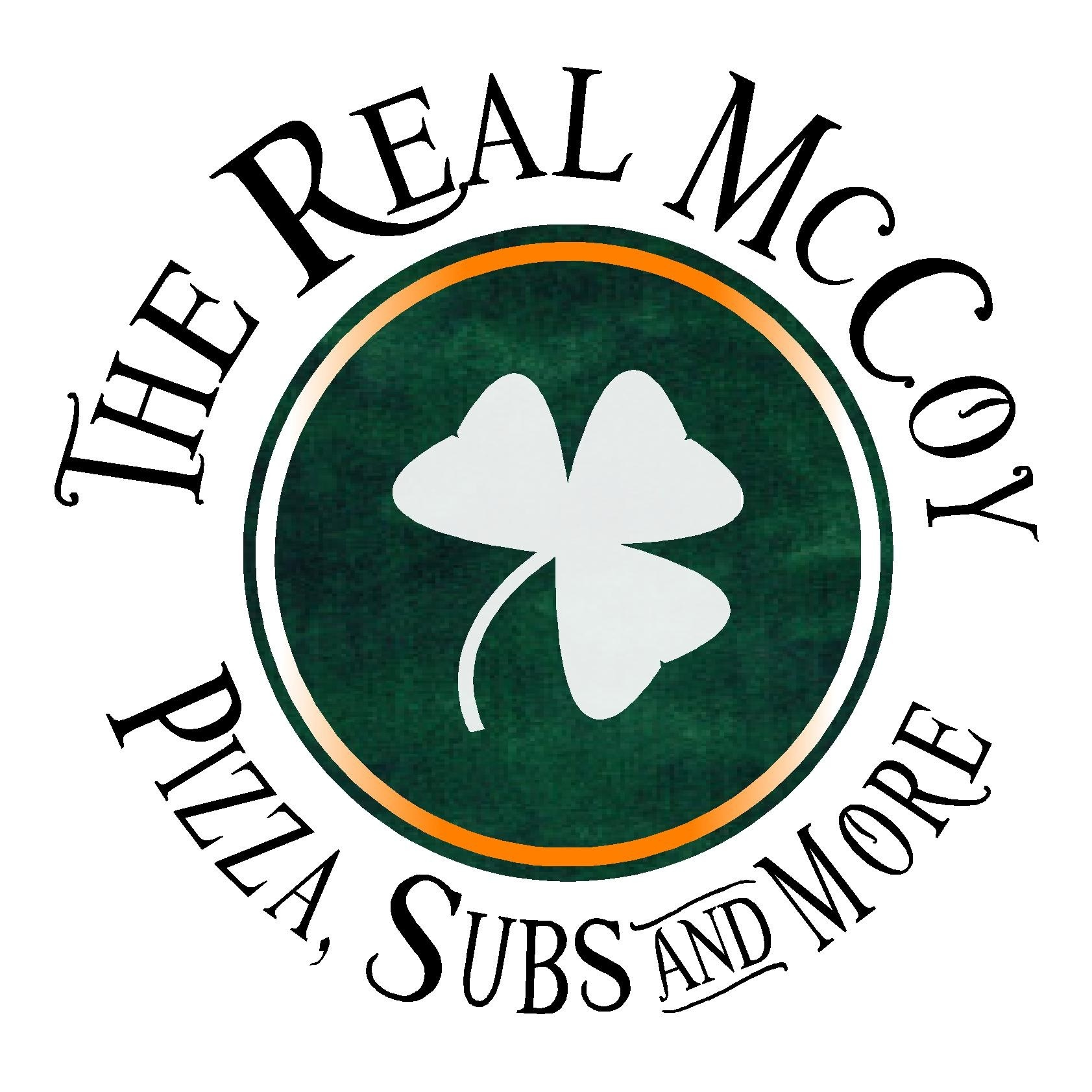 The Real McCoy Pizza, Subs & more