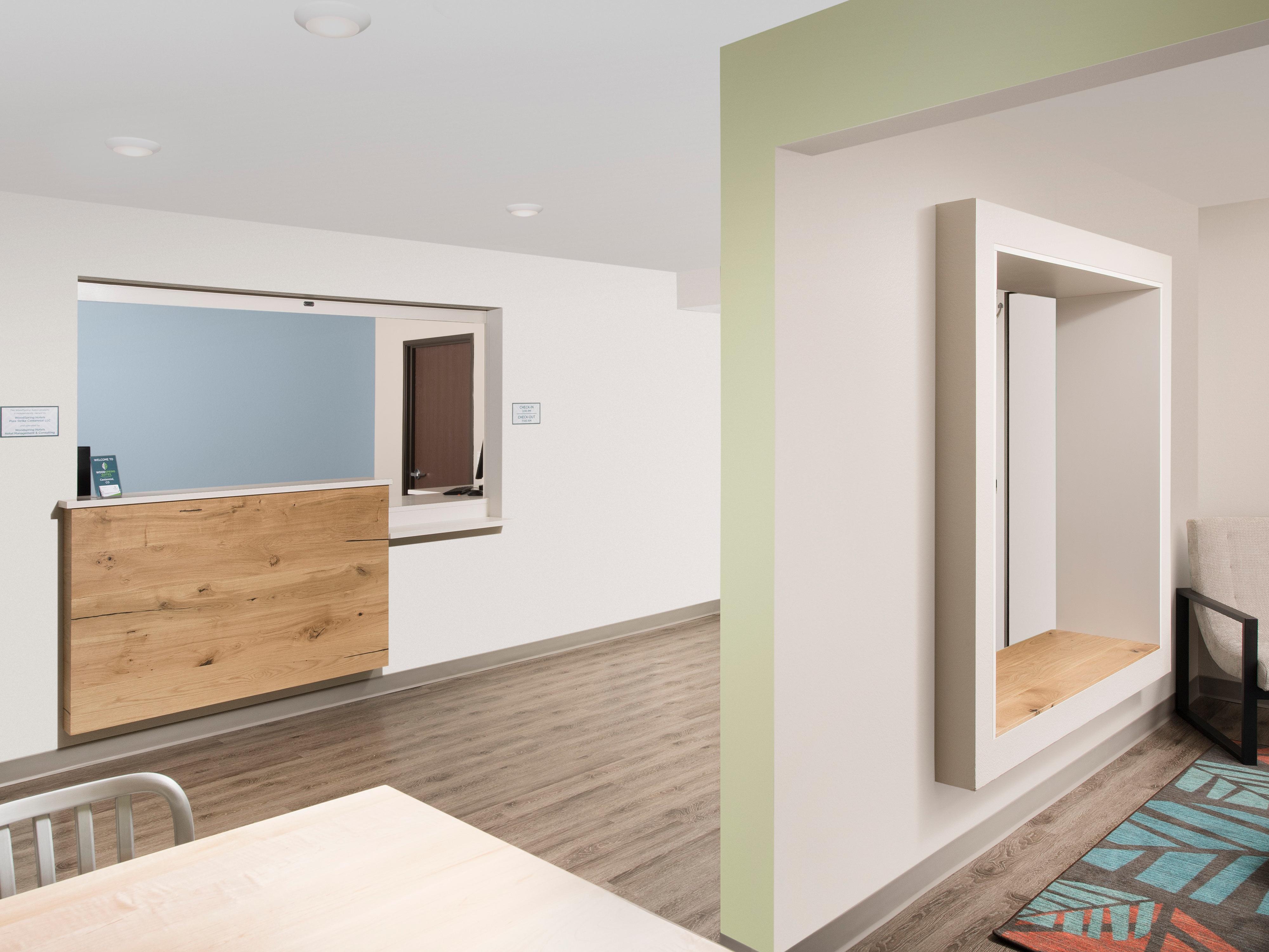 WoodSpring Suites Denver Centennial