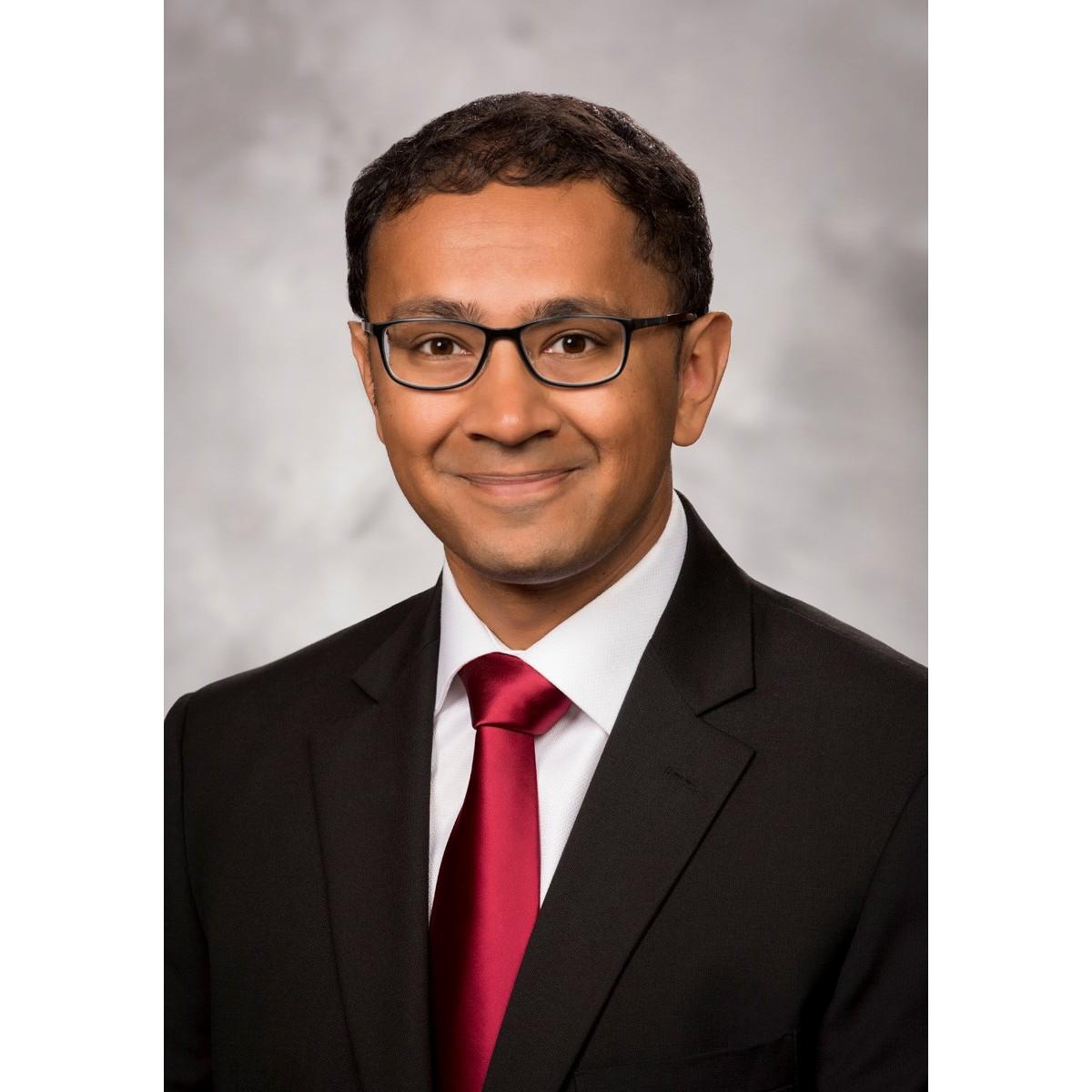 Shrinivas Hebsur, MD