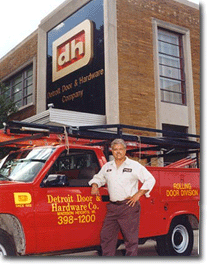 Detroit Door Amp Hardware Company Closed In Madison