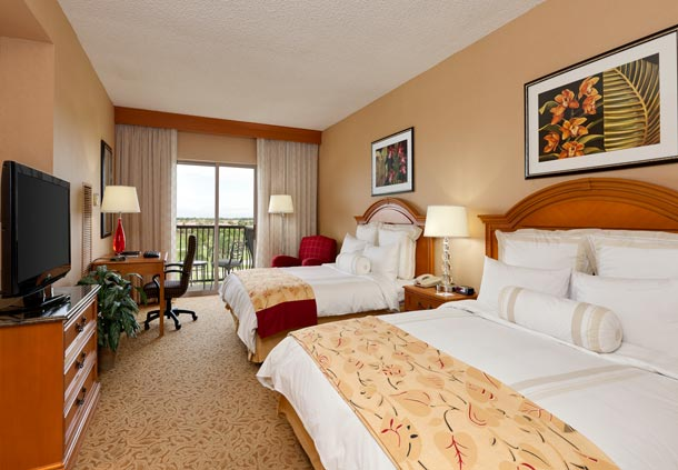 Fort Lauderdale Marriott Coral Springs Hotel, Golf Club & Convention Center image 5
