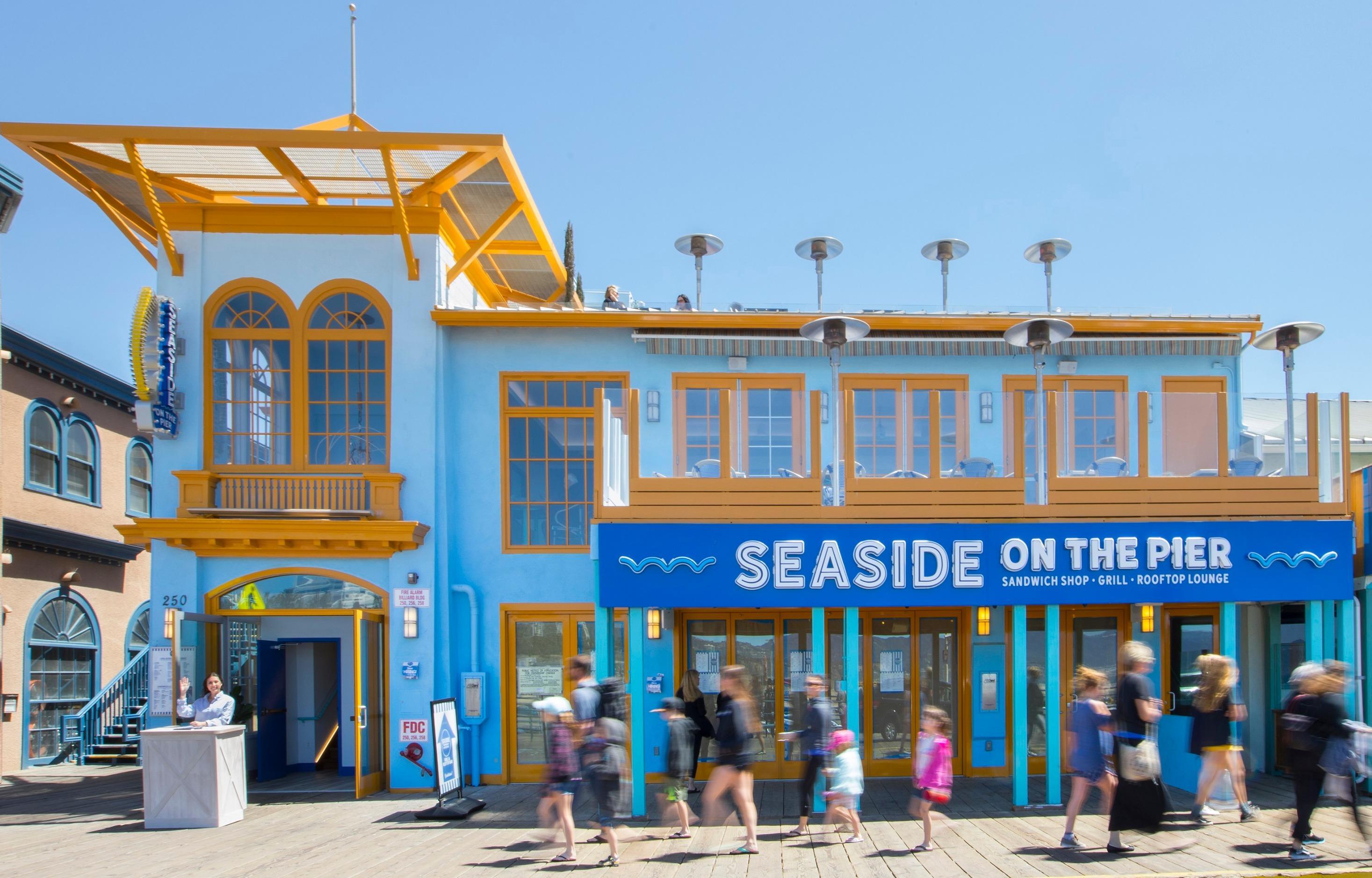 Seaside Sandwich Co.