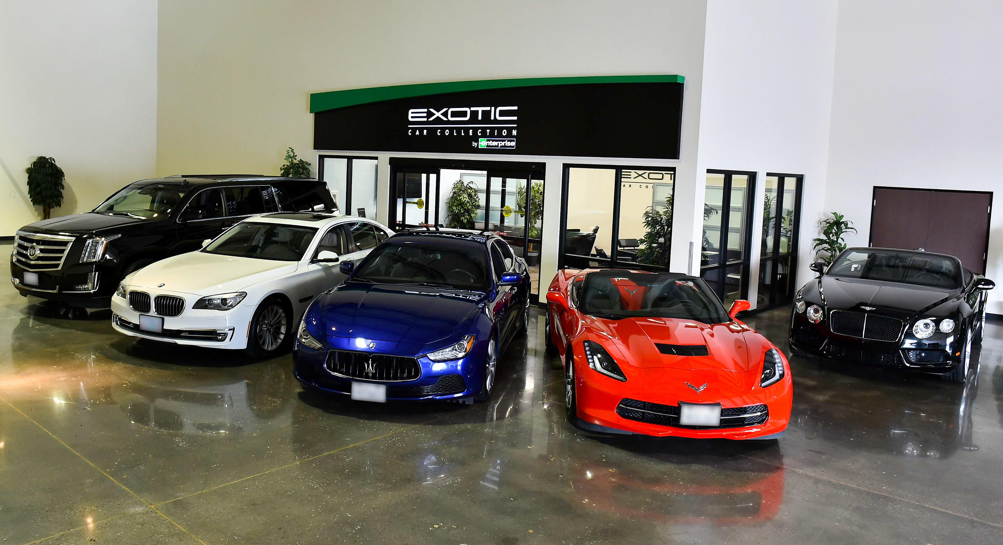 Exotic Car Collection by Enterprise image 2