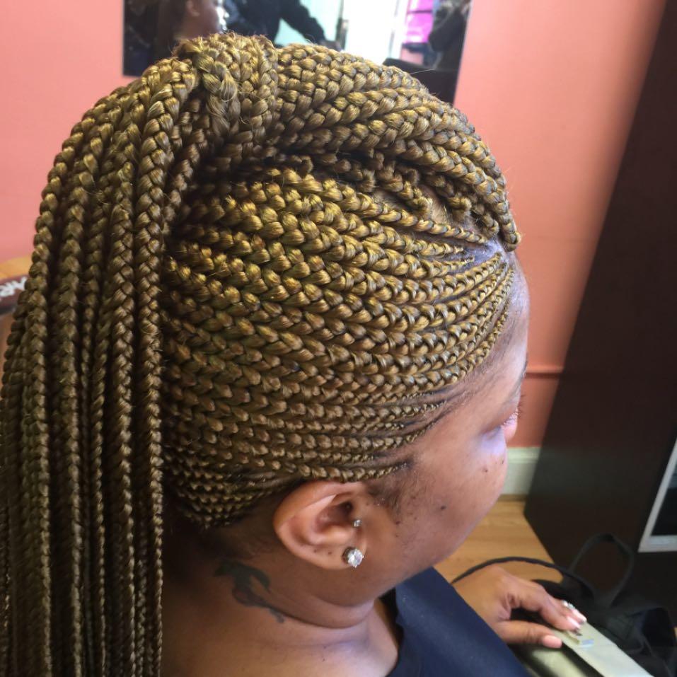 Aisha Hair Braiding image 40