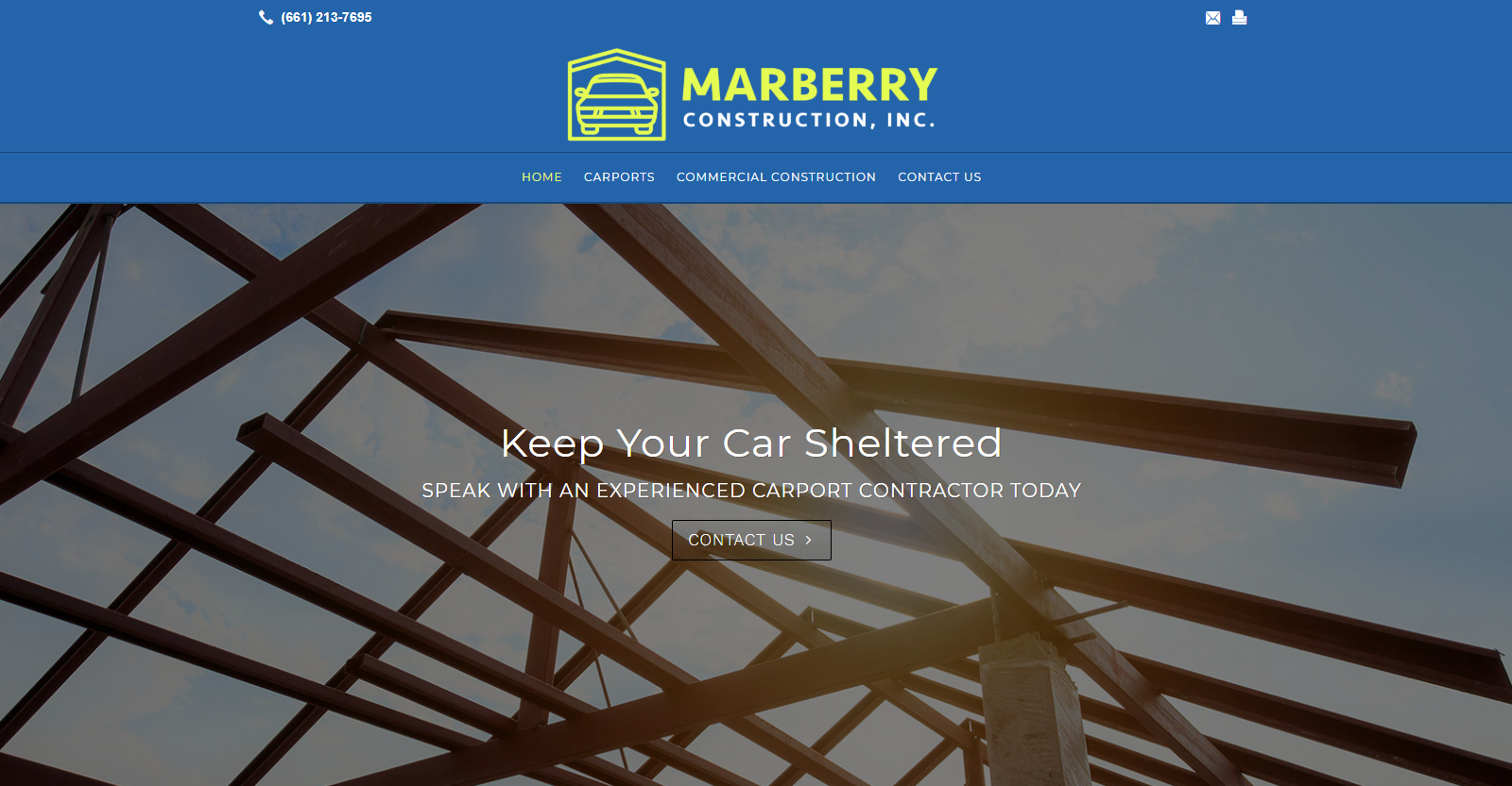 Cal-Ports, Marberry Construction, Inc. image 0