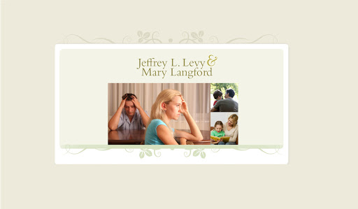 Jeffrey L. Levy & Mary Langford image 1