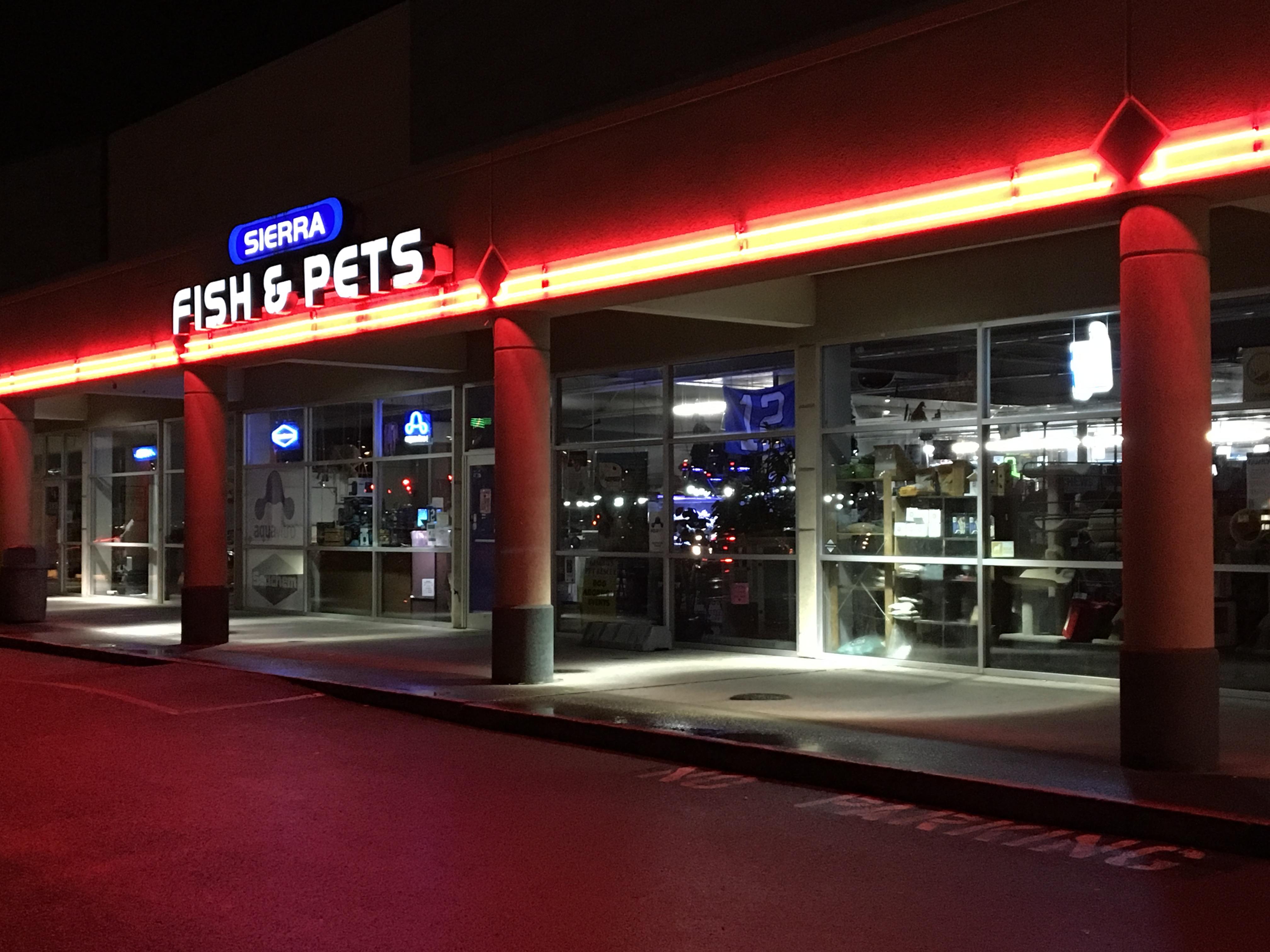 Sierra fish and pets coupons near me in renton 8coupons for Pet stores with fish near me