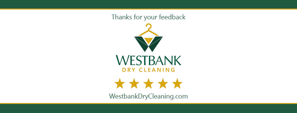 Westbank Dry Cleaning image 0