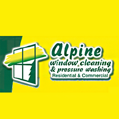 Alpine Window Cleaning & Pressure Washing