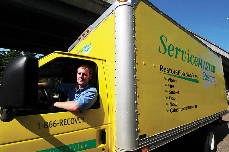 ServiceMaster Restore of Fraser Valley in Abbotsford